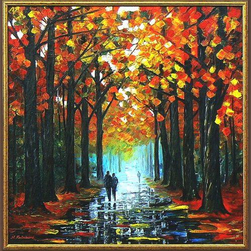 Jeseň života v páre _krajina